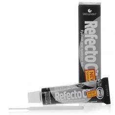 RefectoCil, Краска для бровей № 1 Черная, 15 мл