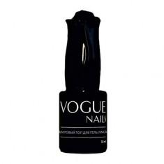 Vogue Nails, Топ матовый Вельвет, 10 мл