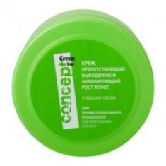 Concept Hair Loss Reducing And Stimulant Cream - Крем, препятствующий выпадению и активирующий рост волос, 300 мл Concept (Россия)
