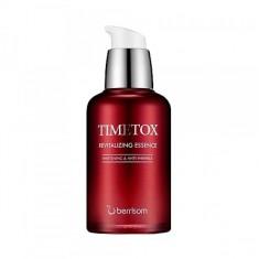 эссенция для лица антивозрастная berrisom timetox revitalizing essence