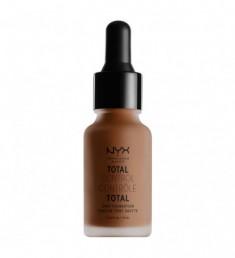 NYX PROFESSIONAL MAKEUP Тональная основа Total Control Drop Foundation - Cocoa 21