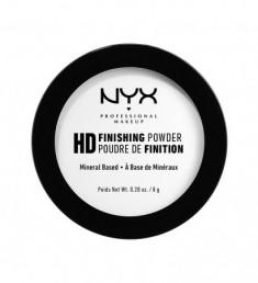 NYX PROFESSIONAL MAKEUP Пудра High Definition Finishing Powder - Translucent 01
