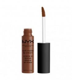NYX PROFESSIONAL MAKEUP Матовая помада Soft Matte Lip Cream - Dubai 34