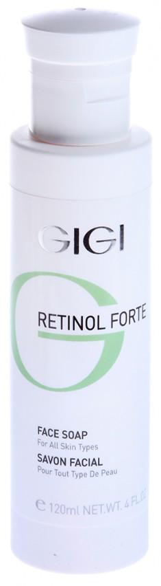 GIGI Мыло жидкое для лица / Face Soap RETINOL FORTE 120 мл