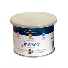 BEAUTY IMAGE Воск пленочный с экстрактом хлопка, банка / FINEWAX 400 г