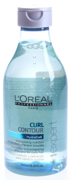 L'OREAL PROFESSIONNEL Шампунь для вьющихся волос / КЕРЛ КОНТУР 300 мл LOREAL PROFESSIONNEL
