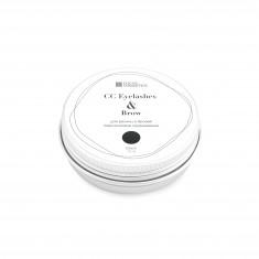 LUCAS' COSMETICS Хна для окрашивания ресниц и бровей, черная (в баночке) / CC Eyelashes & Brow 10 г