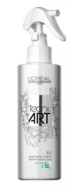 L'OREAL PROFESSIONNEL Спрей термомоделирующий фиксирующий для объема Пли 4 / TECNI.ART 190 мл LOREAL PROFESSIONNEL