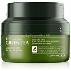 Tony Moly The Chok Chok Green Tea Watery Cream