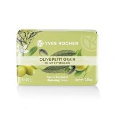 Мыло «Олива & Петигрен» Yves Rocher