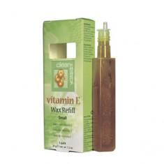 Воск с витамином Е в картридже для ног, 80 г (Clean+Easy)