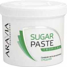 Aravia Паста сахарная для депиляции Тропическая средней консистенции 750г Aravia professional