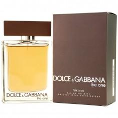 D&G THE ONE вода парфюмерная мужская 50 мл DOLCE & GABBANA