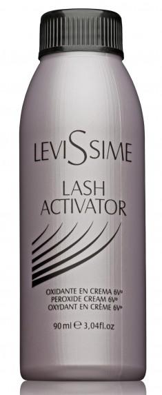 LEVISSIME Оксидант для разведения краски для бровей и ресниц / Lash Activator 6V 1,8% 90 мл