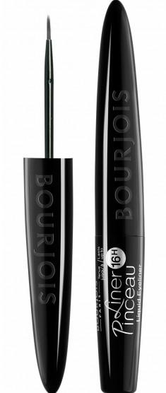 BOURJOIS Подводка жидкая для глаз 32 / Liner Pinceau 16h noir beaux-arts