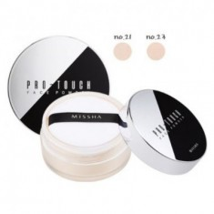 Пудра Рассыпчатая MISSHA Pro-Touch Face Powder SPF15 №23 14г