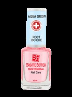 BRIGITTE BOTTIER Средство для ногтей Рост во сне / Aqua-Grow 12 мл