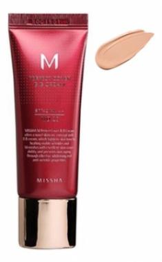 Тональный крем MISSHA M Perfect Cover BB Cream SPF42/PA+++ No.21/Light Beige 50ml
