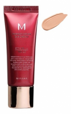 Тональный крем MISSHA M Perfect Cover BB Cream SPF42/PA+++ No.21/Light Beige 20ml