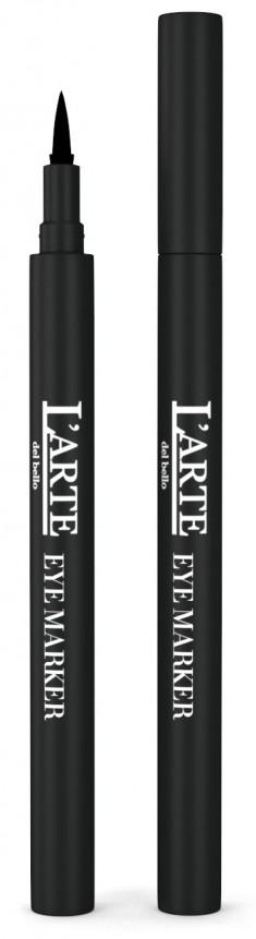 LARTE DEL BELLO Подводка-маркер для век, 01 черная / INCISIVITA' IDEALE 1,6 г