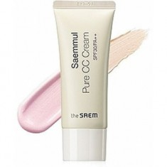 Крем СС чистый THE SAEM Saemmul Pure CC Cream SPF30 PA++ 40мл