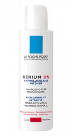 Шампунь интенсивный против перхоти La Roche-Posay Kerium DS 125мл