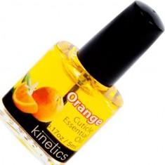 Kinetics, масло для ногтей и кутикулы, апельсин, 5 мл