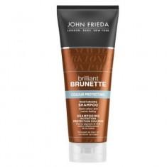 Увлажняющий шампунь для защиты цвета темных волос John Frieda Brilliant Brunette COLOUR PROTECTING 250 мл
