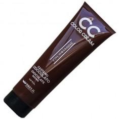 колорирующий крем коричневый brelil cc color cream 150 мл.