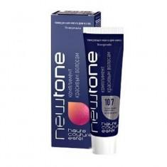 тонирующая маска для волос estel newtone 10/7 светлый блондин коричневый 60 мл Estel Professional
