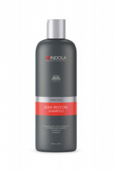 Шампунь Кератиновое Восстановление Indola Kera Restore Shampoo 300 мл