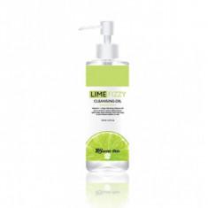 масло гидрофильное secret skin lime fizzy cleansing oil