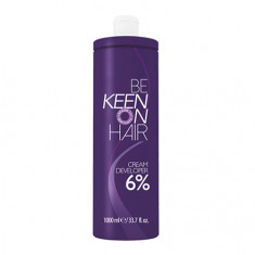 KEEN, Крем-окислитель Developer 6%, 1000 мл