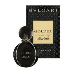 BVLGARI GOLDEA THE ROMAN NIGHT ABSOLUT Парфюмерная вода женская 75мл