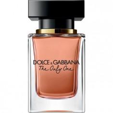 D&G THE ONE ONLY парфюмерная вода женская 30мл DOLCE & GABBANA