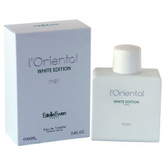 GEPARLYS L'ORIENTAL WHITE EDITION Туалетная вода мужская 100мл