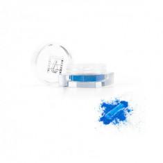Рассыпчатый флуоресцентный пигмент Make-Up Atelier PF4 голубой Make-Up Atelier Paris