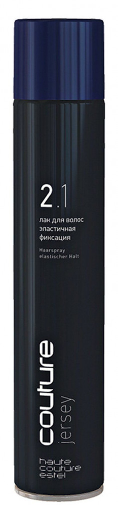 ESTEL HAUTE COUTURE Лак эластичной фиксации для волос / JERSEY 400 мл
