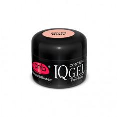 PNB, Гель IQ Control, Cover Nude, 15 мл