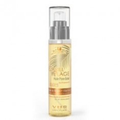 Fauvert Professionnel VHS Capiliplage Huile Pare-Soleil - Масло защищающее от солнца для тела и волос, 100 мл