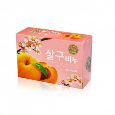 мыло абрикосовое mukunghwa rich apricot soap