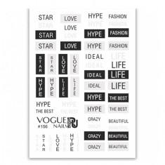 Vogue Nails, Слайдер-дизайн №156