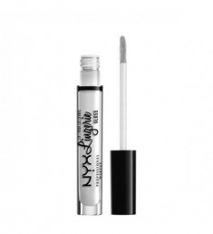 NYX PROFESSIONAL MAKEUP Блеск для губ Lip Lingerie Gloss - Clear 01