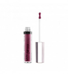 NYX PROFESSIONAL MAKEUP Жидкая помада Slip Tease Full Color Lip Lacquer Strawberry Whip 06