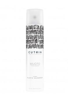 CUTRIN Лак легкой эластичной фиксации / MUOTO LIGHT ELASTIC HAIRSPRAY 300 мл