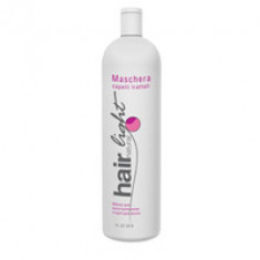Hair Company Hair Natural Light Maschera Capelli Trattati - Маска для восстановления структуры волос 1000 мл Hair Company Professional