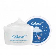 крем для лица осветляющий guerisson cloud 9 brightening snow ice cream