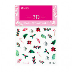 Milv, 3D-слайдер B167