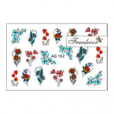 Freedecor, Слайдер-дизайн «Аэрография» №152