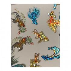 AnnaTkacheva,3D-слайдерCrystal№386 «Море. Рыбы» Anna Tkacheva